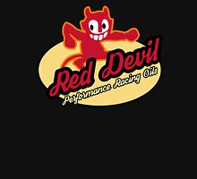 Red Devil Hot Rod logo Unisex T-Shirt