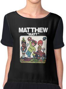 Matthew Chiffon Top