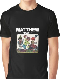 Matthew Graphic T-Shirt