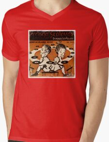 Vintage Children Mens V-Neck T-Shirt