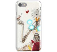 Zenyatta plus a sparrow iPhone Case/Skin