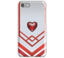 120 Constitution Cape - Runescape iPhone Case/Skin