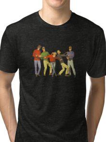 Dancers Record Tri-blend T-Shirt