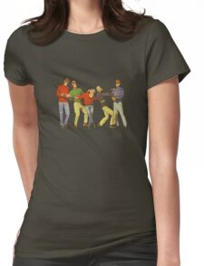 Dancers Record Womens Fitted T-Shirt