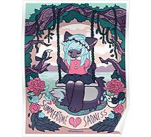 Summertime Sadness Poster