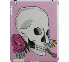 Eternal Love Skull iPad Case/Skin