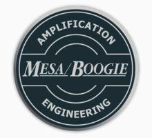 Vintage Mesa Boogie One Piece - Short Sleeve
