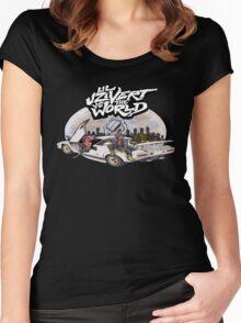 Lil Uzi Vert Team Women's Fitted Scoop T-Shirt