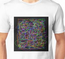 Neon Strings Unisex T-Shirt