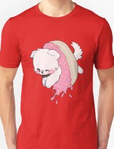 Donut Doggy Unisex T-Shirt