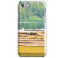 Waiting Ashore iPhone Case/Skin