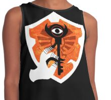 Whomever Holds the Master Key Contrast Tank