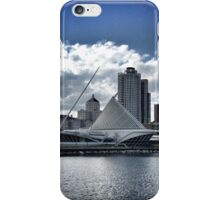 Art of Milwaukee Lakefront iPhone Case/Skin