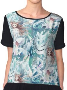 Pokemon - Jasmine - Steelix Chiffon Top