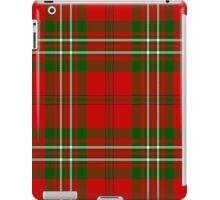 10012 Scott Clan/Family Tartan  iPad Case/Skin