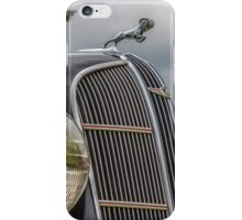 Dodge Brothers Classic Hood Ornament iPhone Case/Skin