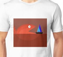 Monster fish Unisex T-Shirt