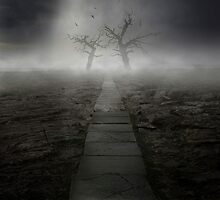 The Dark Land by JBlaminsky