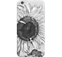 Sunflower Art iPhone Case/Skin