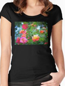 Rose 294 Women's Fitted Scoop T-Shirt