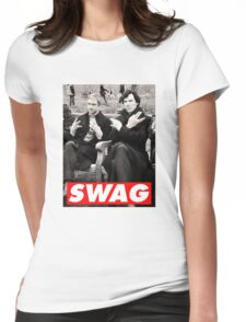 SWAGLOCK Womens Fitted T-Shirt