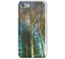 Ghost Gums in Motion iPhone Case/Skin