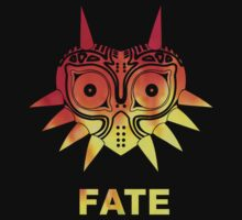 A Fiery Fate - Zelda Majora's Mask by Ry-end