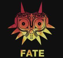 A Fiery Fate - Zelda Majora's Mask by Ry-end
