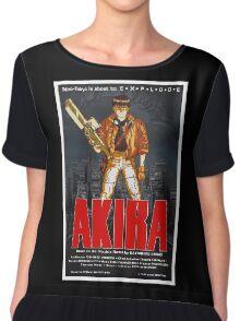 Akira - Promotional Poster Chiffon Top