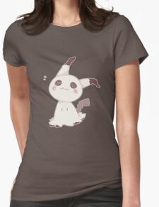 Mimikyu - Pokemon Sun and Moon Womens Fitted T-Shirt