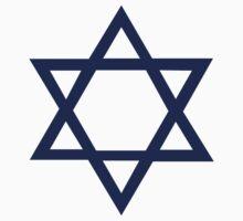 Jewish Star of David by sweetsixty