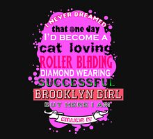Brooklyn Girl Women's Fitted Scoop T-Shirt