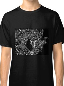 Alduin Dragon - The Elder Scrolls Skyrim Classic T-Shirt