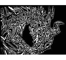 Alduin Dragon - The Elder Scrolls Skyrim Photographic Print