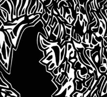 Alduin Dragon - The Elder Scrolls Skyrim Sticker
