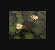 White Water Lilies Unisex T-Shirt