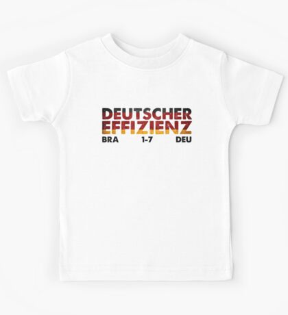 Deutscher Effizienz Kids Clothes