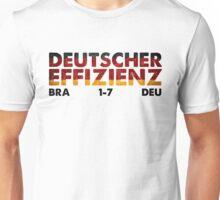 Deutscher Effizienz Unisex T-Shirt
