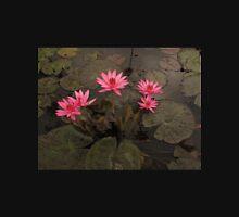Pink Water Lilies Unisex T-Shirt