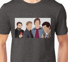 Supernatural Silhouettes  Unisex T-Shirt
