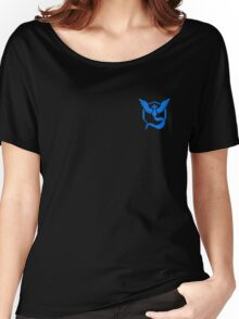 Team Mystic logo! Pokemon go Women's Relaxed Fit T-Shirt
