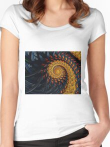 In the Heat of the Night Women's Fitted Scoop T-Shirt