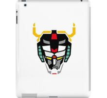 Voltron 4 iPad Case/Skin