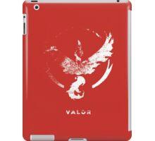 Valor iPad Case/Skin