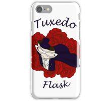 Tuxedo Flask iPhone Case/Skin
