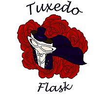 Tuxedo Flask Photographic Print