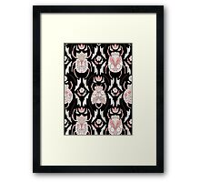 Grotesque Beauty Framed Print