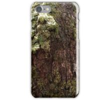 Moss and Bark iPhone Case/Skin