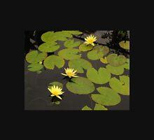 Yellow Water Lilies Unisex T-Shirt