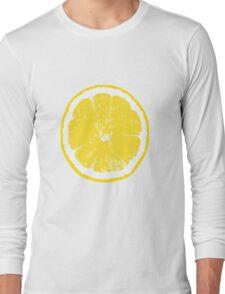The Stone Roses Lemon 2016 Long Sleeve T-Shirt